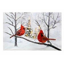 Cardinals Photographic Art Print