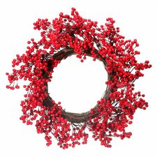 Large Berry Garland