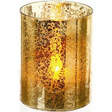 LED Glass Candle (Set of 4)
