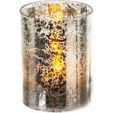 LED Glass Candle (Set of 4)