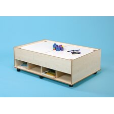 Children's Rectangular Arts and Crafts Table