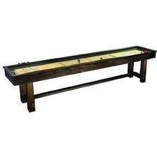 Reno Rustic 12' Shuffleboard Table
