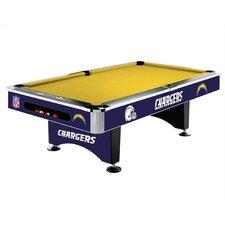 NFL 8' Pool Table