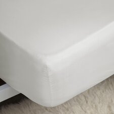 Hotel 400 Thread Count Egyptian Quality Cotton Fitted Sheet