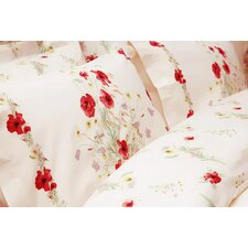 Poppy Oxford Pillowcase