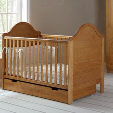 B is for Bear 2-in-1 Convertible Cot