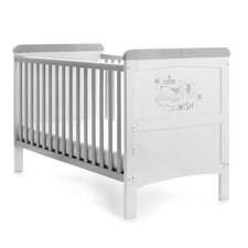 Winnie the Pooh Dreams and Wishes 2-in-1 Convertible Cot