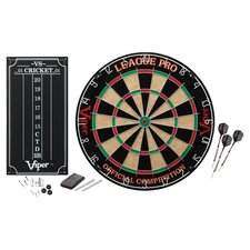Fat Cat League Pro Steel Tip Dartboard
