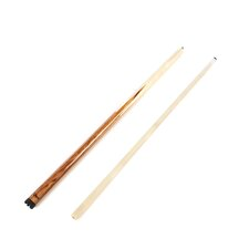 Viper Sneaky Pete Pool Cue in Zebrawood
