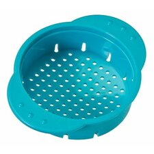 Can Colander in Blue
