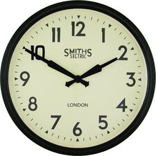 Smiths I 50cm Wall Clock
