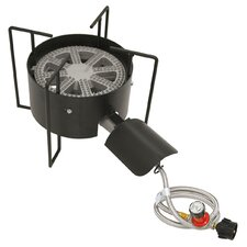 Banjo Outdoor Stove with Hose Guard