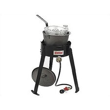 Cast Iron Fish Outdoor Stove