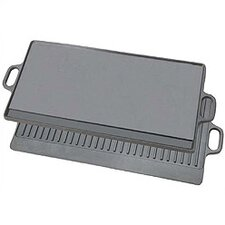 """28"""" x 14"""" Reversible Griddle"""