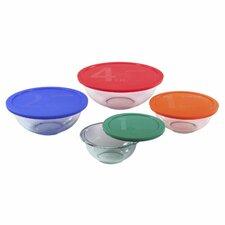 Smart Essentials 8 Piece Bowl Set