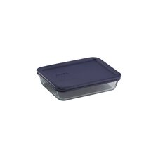 Food Storage Container & Lid (Set of 3)