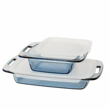 Atlantic 4 Piece Storage Container Set