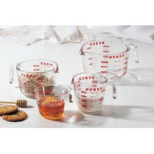 4 Piece Prepware Measuring Cup Set