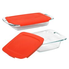 Easy Grab 4 Piece Bakeware Set