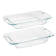 Easy Grab 2 Piece Baking Dish Set