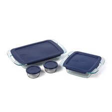 Easy Grab 8 Piece Bakeware Set