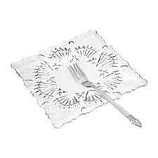 8 Piece Lorelei Crystal Dessert Set