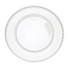 """Chesterfield 13"""" Charger Plate"""
