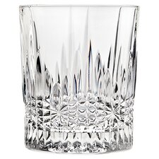 Regency 10 Oz. Double Old Fashioned Glass (Set of 4)