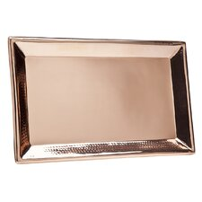 Hammered Rectangle Tray