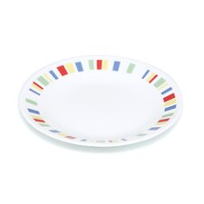 "Livingware 8.5"" Memphis Plate (Set of 6)"