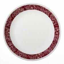 """Livingware 10.25"""" Bandhani Dinner Plate (Set of 6)"""