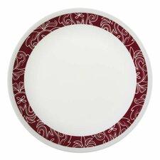 "Livingware 8.5"" Bandhani Lunch Plate (Set of 6)"