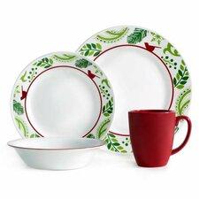 Impressions 16 Piece Dinnerware Set