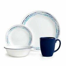 Livingware 16 Piece Dinnerware Set