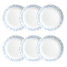 "Livingware 8.5"" Lunch Plate (Set of 6)"
