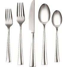 Coordinates Ruth 20 Piece Flatware Set