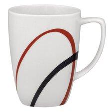 Fine Lines 12 Oz. Mug (Set of 4)