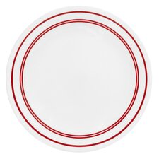 """Livingware Classic Café 8.5"""" Dessert Plate (Set of 6)"""
