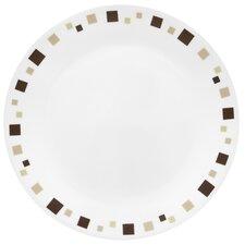"""Livingware 10.25""""Geometric Dinner Plate (Set of 6)"""
