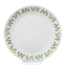 "Livingware 10.25"" Neo Leaf  Dinner Plate (Set of 6)"