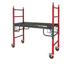 Buildman Series 6.33' H x 75.72'' W x 30.96'' D Steel Heavy Duty Baker Scaffolding