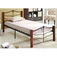 Aurora Wrought Iron Bed