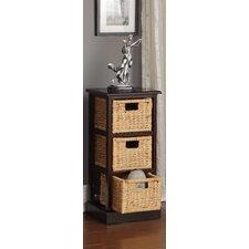 Nina 3 Basket Storage Chest