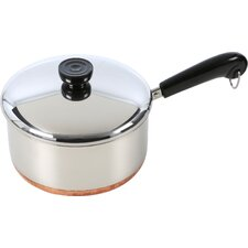 1400 Line Saucepan with Lid