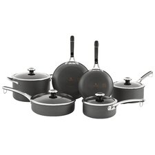 12-Piece Non-Stick Cookware Set