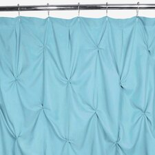 Watershed Pouf Shower Curtain