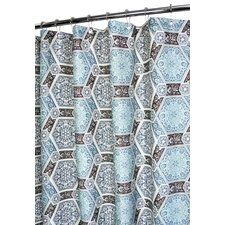 Prints Renaissance Tiles Shower Curtain