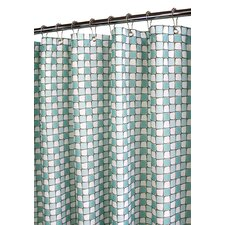 Prints Urban Tiles Shower Curtain