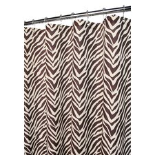 Prints Zebra Shower Curtain