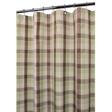 Yarn Dyes Dorset Shower Curtain